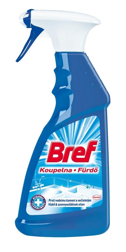 Čistící sprej BREF Koupelna 500 ml, cena za ks