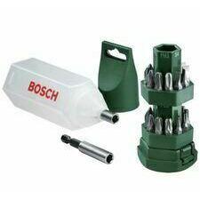 Sada šroubovacích bitů Bosch 25 ks