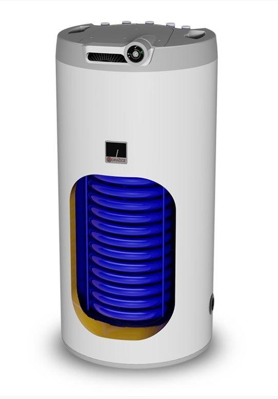 Nepřímotopný zásobník vody Dražice OKC 125 NTR, stacionární
