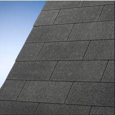 Šindel asfaltový IKO Superglass 3 Tab 52 podvojná černá