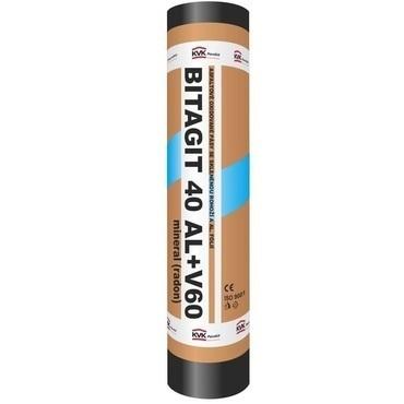Oxidovaný pás BITAGIT 40 AL+V60 MINERAL RADON (role/7,5 m2)