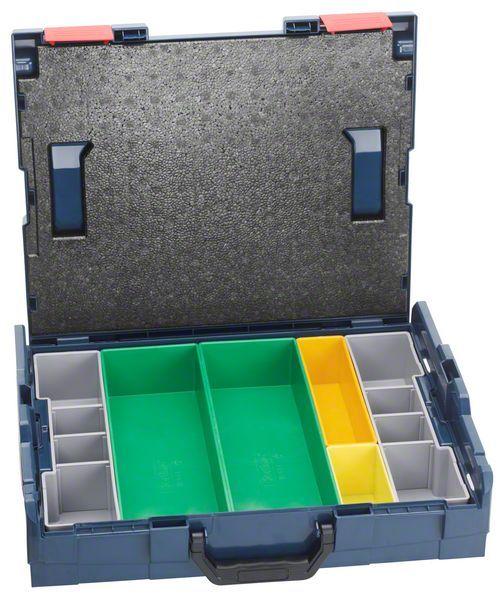Box BOSCH L-BOXX 102 Professional, set 6 kusů