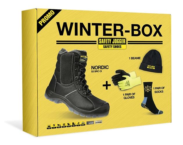 Zimní sada NORDICS3 SRC velikost 43 c1b584b519