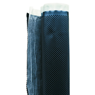 DEKDREN G8 profilovaná (nopová) fólie s nakašírovanou textilií