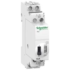 Relé impulzní Schneider Acti 9 iTL A9C30815, 16 A, 1 S + 1 V