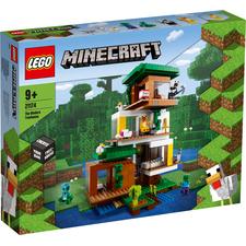 LEGO® MINECRAFT Moderní dům na stromě