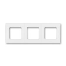 Rámeček Levit, vodorovná i svislá montáž, bílá