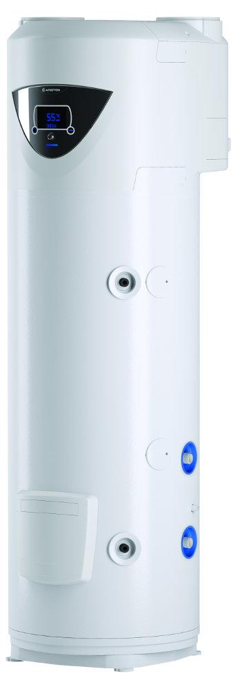 Ohřívač vody s tepelným čerpadlem Ariston Nuos Plus 250 l SYS s výměníkem