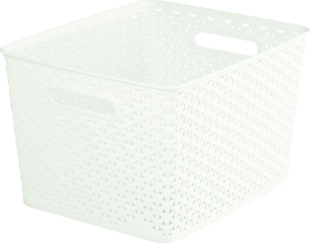 Box MY Box STYLE - L krémový, cena za ks