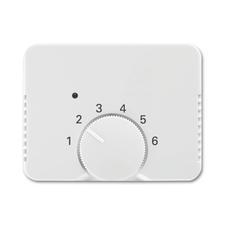 Kryt termostatu Alpha alabastr