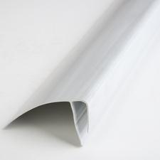 F profil ukončovací plastový mramor 3000 mm