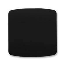 Kryt stmívače s krátkocestným ovladačem Tango černá