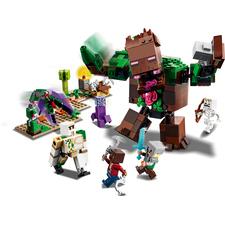 LEGO® MINECRAFT Příšera z džungle