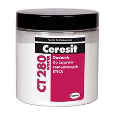 Přísada do cementových lepicích malt v ETICS Ceresit CT 280 WINTER 250 g