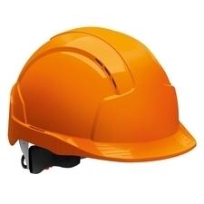 Přilba ventilovaná JSP EVOLite oranžová