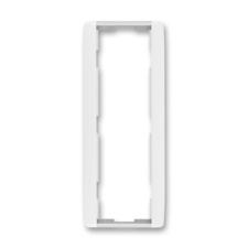 Rámeček trojnásobný svislý Element bílá / ledová bílá