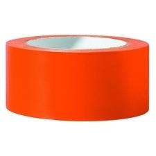 Páska maskovací stavební Masq oranžová 50 mm/50 m