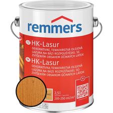 Lazura na dřevo Remmers HK Lasur pinie 2,5 l