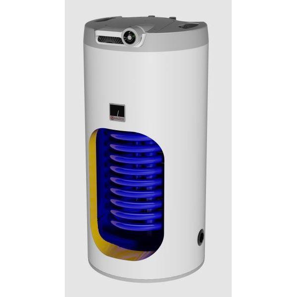 Elektrický stacionární ohřívač OKCE 125S/2,2 kW svislý