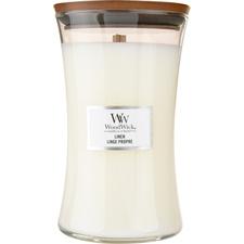 Vonná svíčka váza Linen