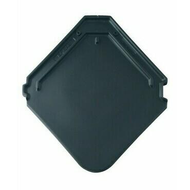BRAMAC Smaragd základní taška engoba antracitová