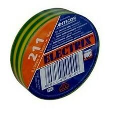 Páska Anticor 211 Electrix zelenožlutá