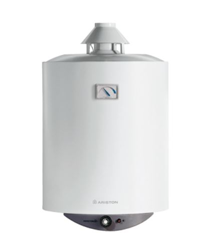 Plynový ohřívač vody Ariston 50 V CA