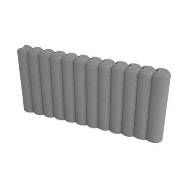 Obrubník palisádový DITON přírodní 500×60×250 mm