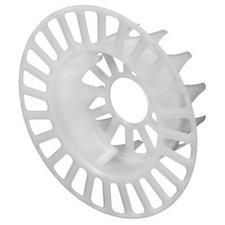 Přídavný rozšiřovací talíř VT 2G pro zápustnou montáž do izolací