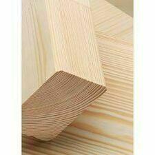 Profily z masivního dřeva KVH Nsi 40x60x5000 mm