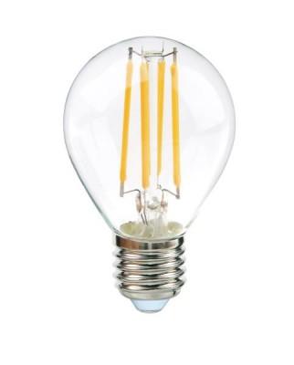 Žárovka LED E27 4W G45, FILAMENT CLARO