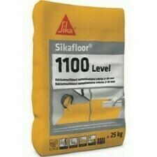 Samonivelační potěr Sikafloor 1100 Level, 25 kg