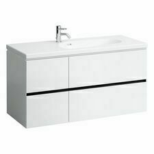 Skříňka pod umyvadlo Laufen PALOMBA COLLECTION 120 cm bílá