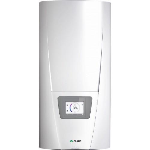 Elektronicky řízený průtokový ohřívač CLAGE DSX Touch SERVOTRONIC MPS 18..27kW/400V