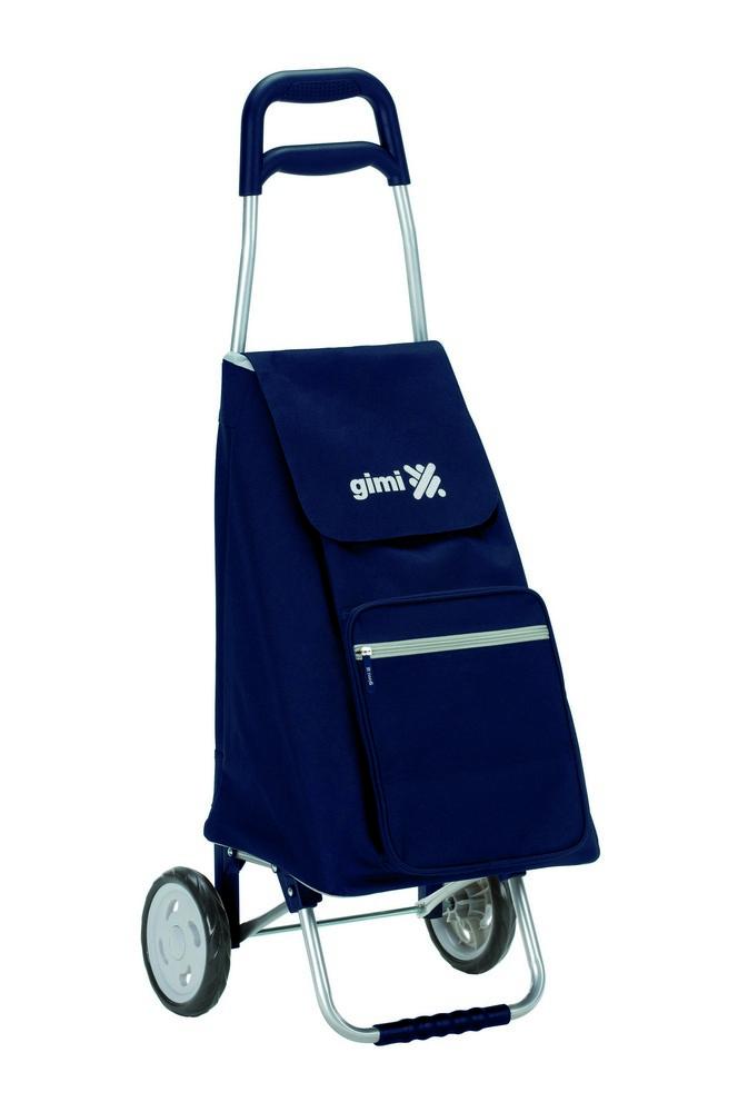 Nákupní vozík GIMI Argo modrý 45 l
