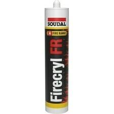 Protipožární tmel Firecryl (310 ml/bal)