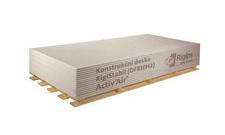 Deska sádrokartonová Rigips RigiStabil Activ' Air 12,5×1250×2750 mm