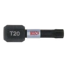 Bit šroubovací Bosch Impact Control T20 25 mm 10 ks