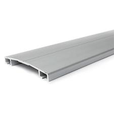 Horní upevňovací hliníkový profil, délka 6m