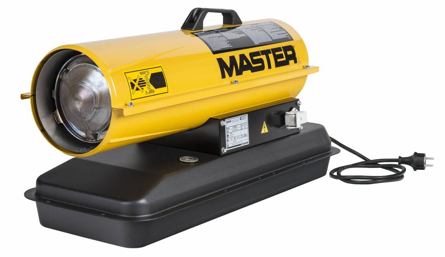 Naftové topidlo Master B 65 CEL