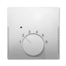 Kryt termostatu Future linear ocelová