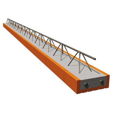 Nosník stropní Porotherm POT 500/902 160×175×5000 mm