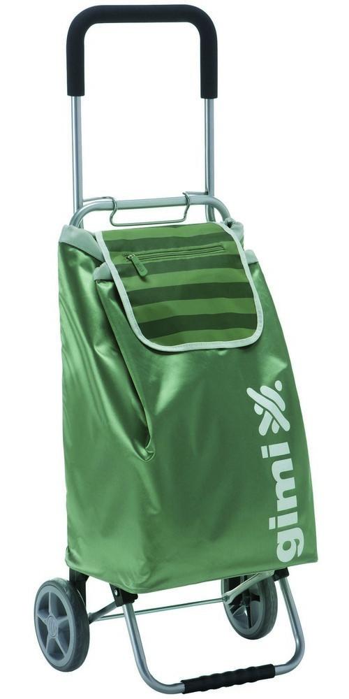 Nákupní vozík GIMI Flexi zelený 45 l