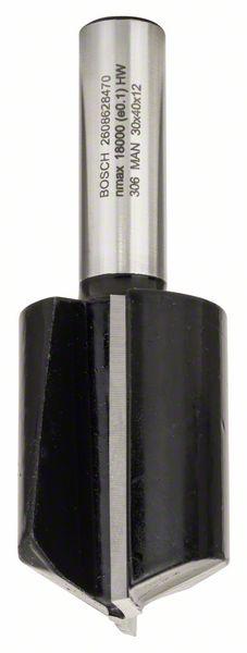 Fréza drážkovací Bosch Standard for Wood 30×40×81 mm