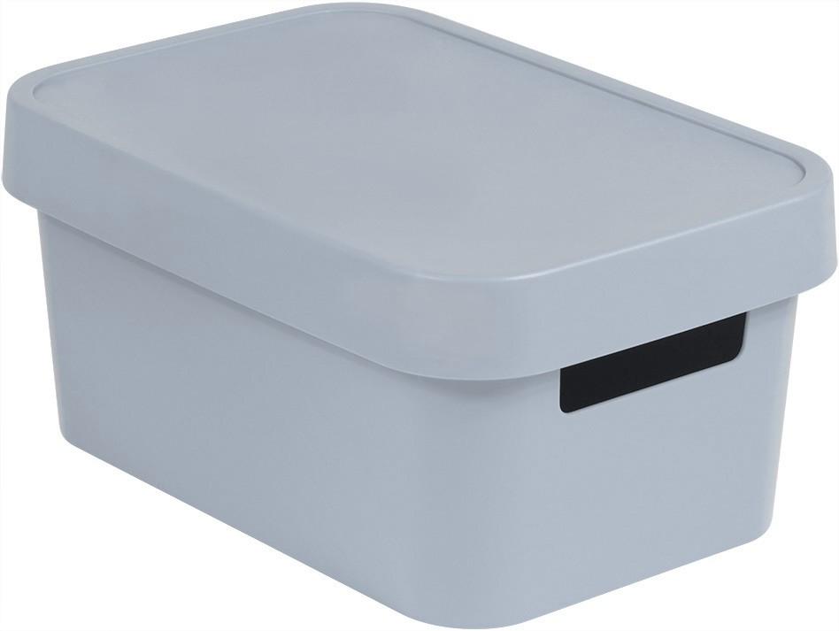 Box INFINITY 4,5 l šedý