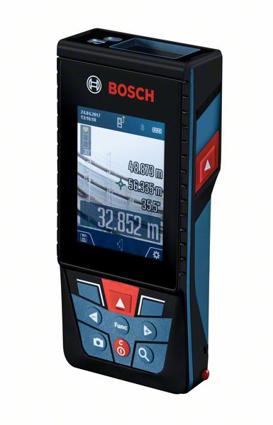 Dálkoměr laserový Bosch GLM 120 C Professional