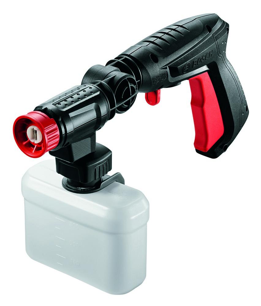 Vysokotlaká pistole Bosch 360° s nádobou 450 ml