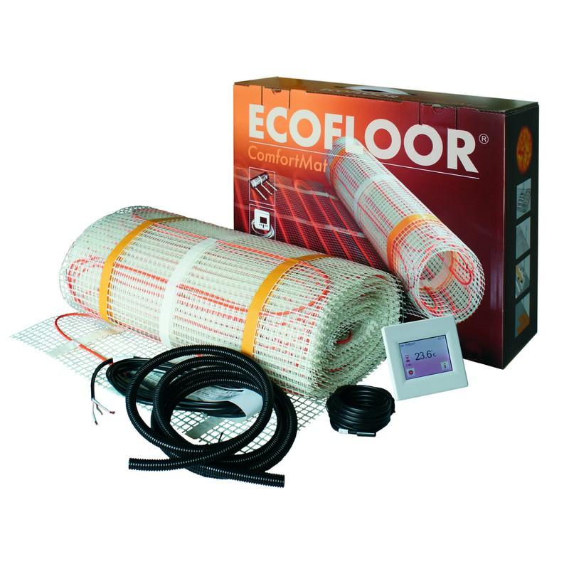 Topná rohož s termostatem sada Comfort Mat 160/2,6 m2