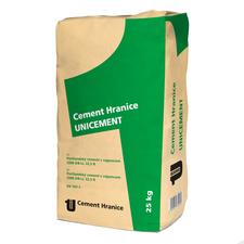 Cement portlandský směsný Hranice UNICEMENT 32,5R  25 kg