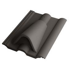 Taška větrací Betonpres Optimal břidlicově černá